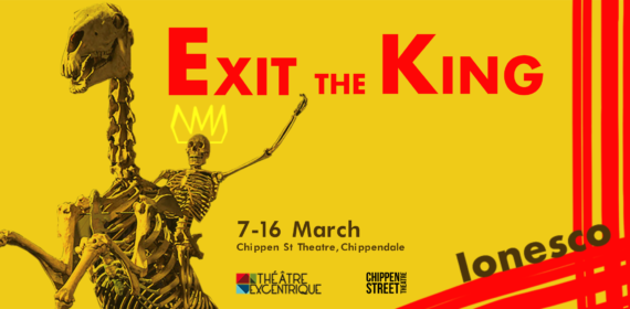Exit the King_banner